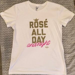 "Three Olives ""Rosé All Day"" T-Shirt"